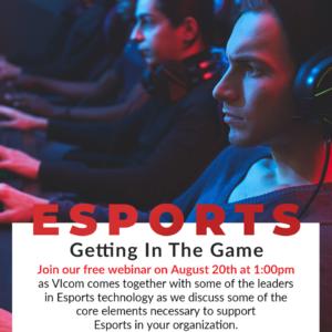 Esports technology companies